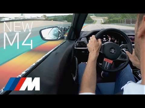 THE NEW BMW M4 - Driving at the limits. (G82 2020)
