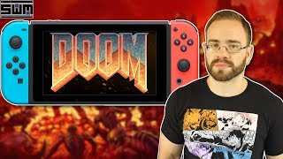 The Doom Trilogy Stealth Released On Nintendo Switch TODAY!