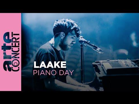 LAAKE à ARTE Concert fait son Piano Day