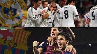 Real Madrid VS Barcelona - El Clasico Promo 30.01.2013 [HD]