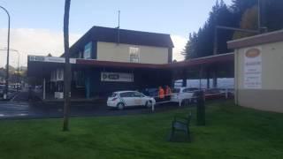 Taumarunui New Zealand  City pictures : Taumarunui Rail Museum, New Zealand June 2016