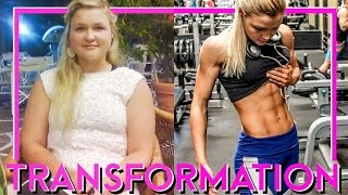 Hallo meine Lieben =) heute teile ich mit euch meine komplette Fitnessstory von Anfang an, wie ich mit dem Training begonnen...
