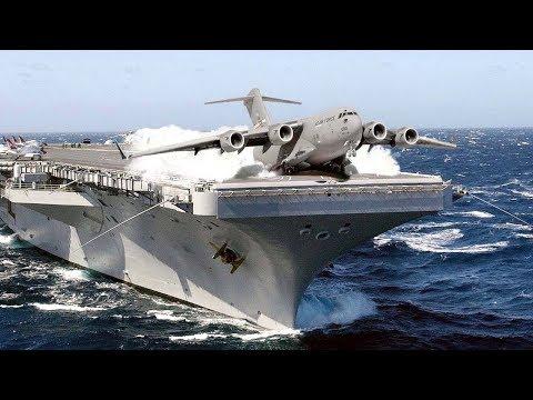 Top 10 Pilot Carrier Takeoffs & Landings EVER SEEN!