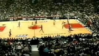 Dennis Rodman's (13pts/21rebs) Incredible Defense on Shaq (1996 Playoffs)