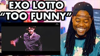 Video EXO 엑소 'Lotto' MV | DOPE, YET FUNNY | REACTION!!! MP3, 3GP, MP4, WEBM, AVI, FLV Januari 2018