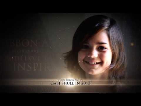 The Gold Ribbon Award featuring Gabi Shull of The Truth 365