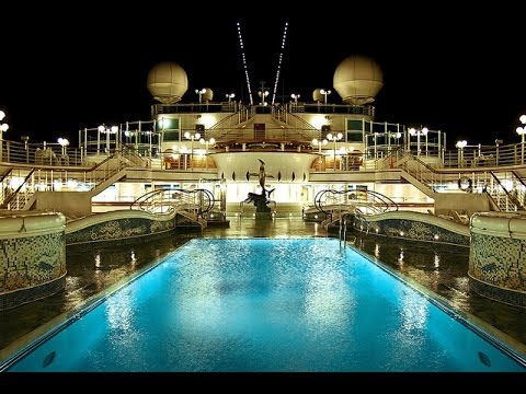 The Pools on Sapphire Princess
