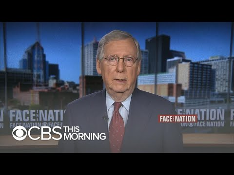 "McConnell's ""disagreement about the history"" with John Dickerson"