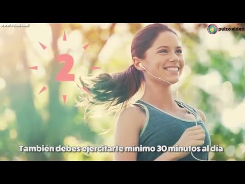 6 recomendaciones para llevar una vida saludable | Pulzo Video