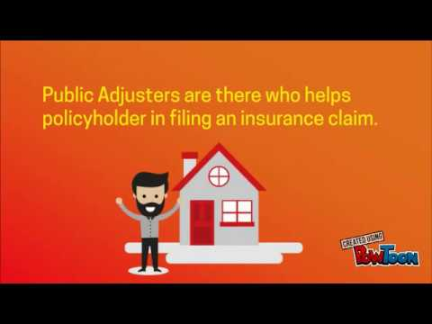 How To Find A Good Public Adjuster