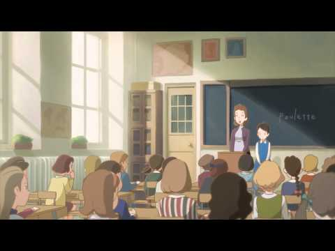 Noitamina Poulette's Chair - Anime Short Film HD1080p