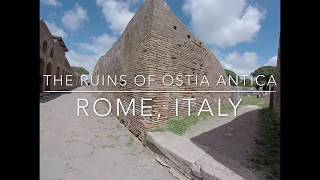 Ostia Antica Italy  city photos gallery : Ostia Antica, Italy April 2016