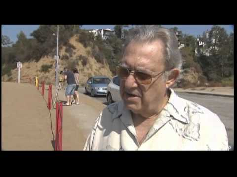 Residents angry at leaking of Hollywood sign 'secret'