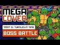 Boss Battle Tmnt 4: Turtles In Time Guitar Cover