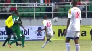 Highlights of the Super Eagles WCQ play-off vs Swaziland.
