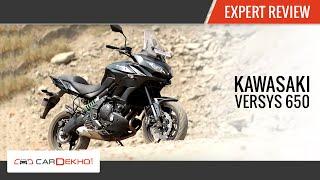 7. Kawasaki Versys 650 2016 | Expert Review