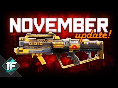 Titanfall 2 - Why Grapple Was Changed, Nitro Mixtape & More! Patch Notes Harvest Time November 2017!