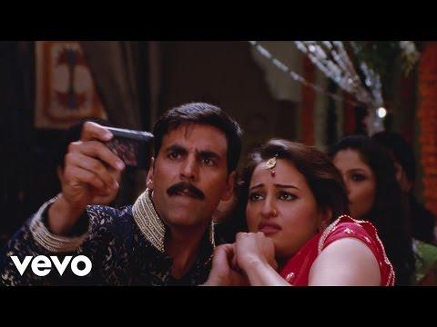 Chamak Challo Chel Chabeli Song - Rowdy Rathore|Akshay,Sonakshi|Kumar Sanu,Shreya Ghoshal
