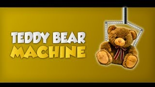 Teddy Bear Machine Game YouTube video