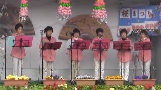 羽黒桜まつり4オカリナ演奏ゆう