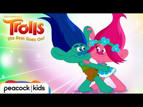 ASK POPPY: How to Dance Trolls Style | TROLLS (NEW SHORTS)
