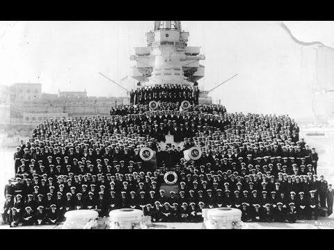 La Marina britannica.