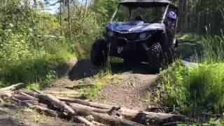 9. 2016 Yamaha Wolverine Rspec ride to Buckhorn Lake