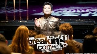 Kenichi Ebina [America's Got Talent] Michael Jackson Dance-ish At Breakin' Convention 2011