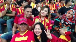 Selangor vs Kedah final piala malaysia 2015 - misi 33 tercapai