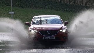 The All New 2013 - 2014 Mazda 6 Test Drive And Feature Presentation
