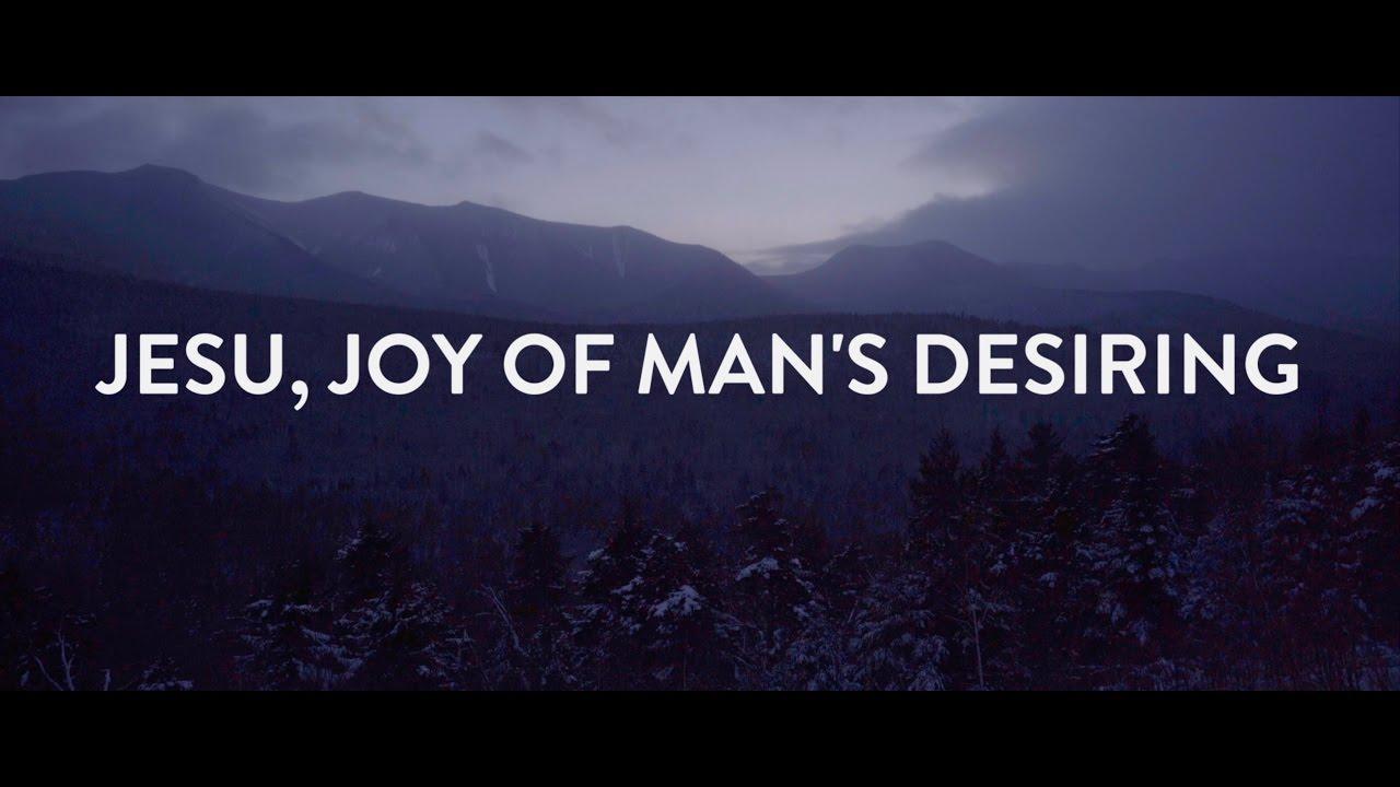 Jesu, Joy Of Man's Desiring & Silent Night (Official Lyric Video)