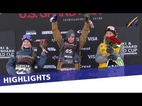 Castellet victorious in Aspen Snowmass Halfpipe World Cup | Highlights
