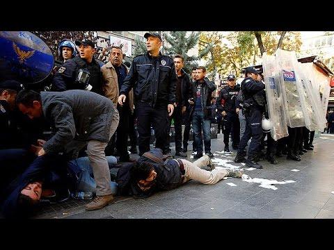 Προβληματισμός στη Δύση για τις συλλήψεις βουλευτών του HDP στην Τουρκία – world