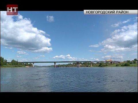 Мост через Волхов на участке федеральной трассы М11 достроят к концу года