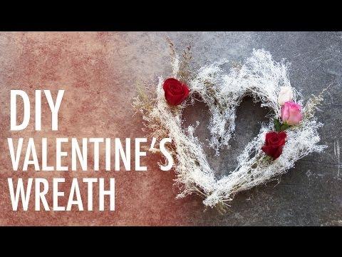 ghirlanda per san valentino