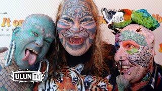 Video NGERII ! 5 Orang Ini Mengubah Wajahnya Menjadi Mirip Binatang MP3, 3GP, MP4, WEBM, AVI, FLV Maret 2019
