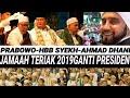 Download Lagu PRABOWO-HABIB SYEKH-AHMAD DHANI;JAMAAH SERUKAN 2019GANTIPRESIDEN;SURABAYA BERSOLAWAT TUGU PAHLAWAN Mp3 Free
