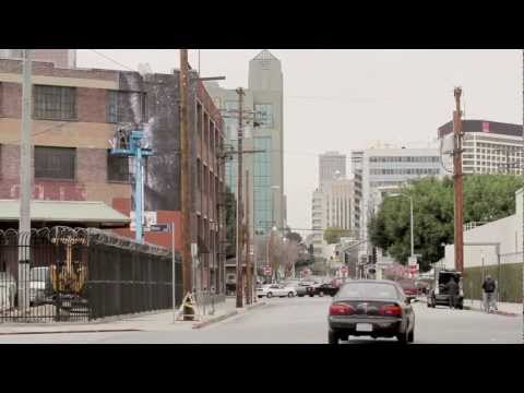 Video: JR – The Wrinkles of the City – Los Angeles