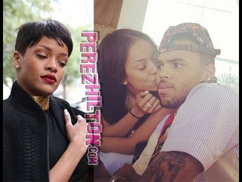 Did Chris Brown Ask Karrueche To Marry Him???