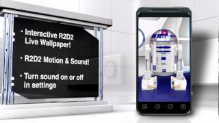 Droid Live Wallpaper YouTube video