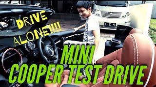 Video TEST DRIVE MINI COOPER  PUNYA PAPA daripada JOGET ETA TERANGKANLAH MP3, 3GP, MP4, WEBM, AVI, FLV Oktober 2017