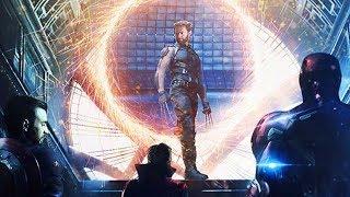 Hugh Jackman WOLVERINE In Avengers Endgame News Explained