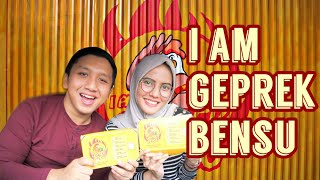 Video SALUT SAMA I AM GEPREK BENSU! MP3, 3GP, MP4, WEBM, AVI, FLV Juni 2018