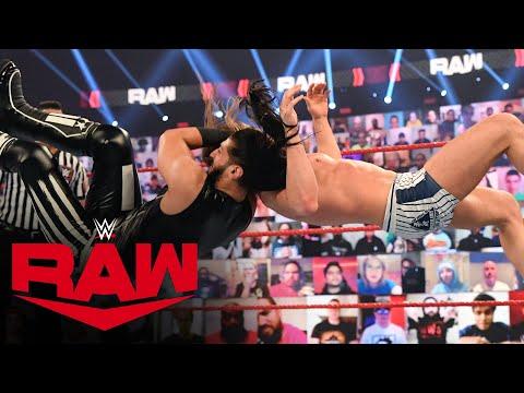 Riddle vs. Mustafa Ali: Raw, Mar. 1, 2021