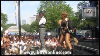 Ne-Yo - Let Me Love You LIVE Good Morning America Summer Concert Series Central Park NYC iboTV