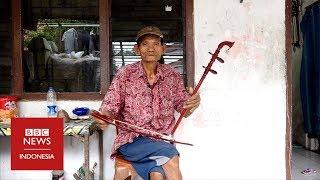 Oen Sin Yang, seniman gambang kromong 'terakhir' di Tangerang