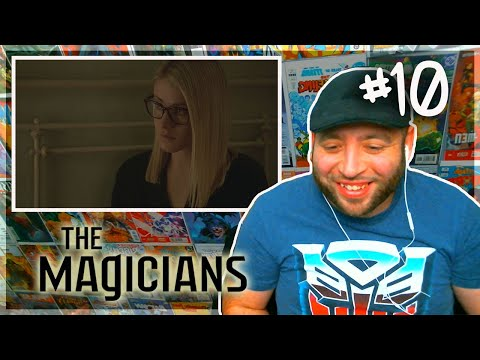 """The Magicians Episode 10 REACTION """"Homecoming"""""""