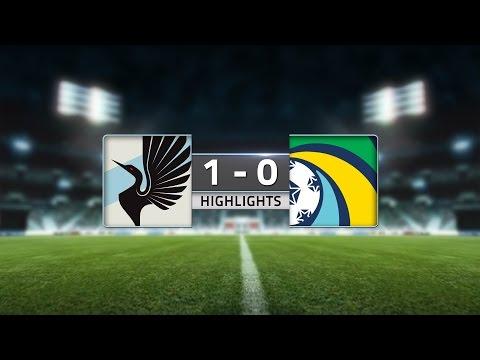 HIGHLIGHTS: Minnesota United vs. New York Cosmos | April 23, 2016