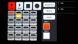 Electrum Drum Machine/Sampler YouTube video