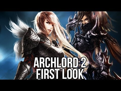 Archlord 2 (Free MMORPG): Watcha Playin'? Gameplay First Look